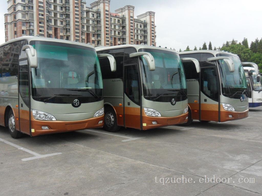 上海大巴车租赁价格