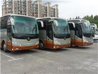上海大巴车租赁电话