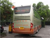 上海大巴车租赁服务电话