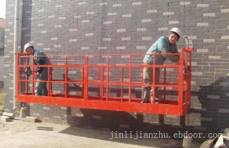 上海电动吊篮租赁.