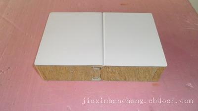 上海岩棉夹芯板生产厂家