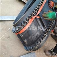 移动皮带输送机钢丝升降可正反转