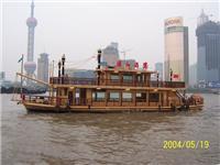 上海黄浦江游船,黄浦江游览, 密西西比号游轮