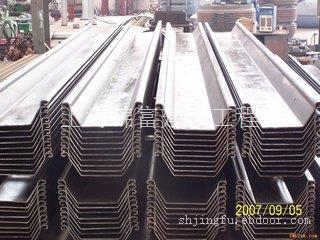 上海钢板桩租赁/安装电话