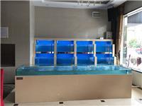 扬州海鲜池鱼缸定制