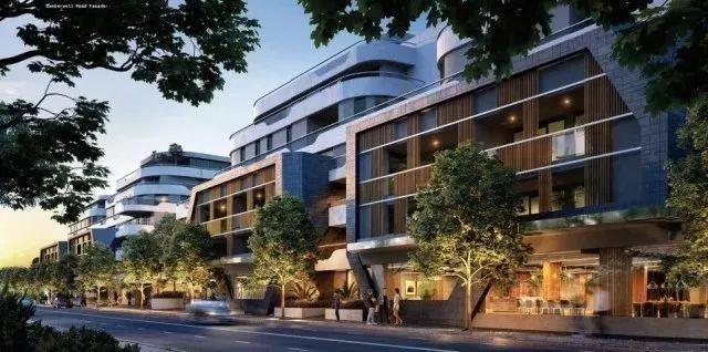 【Hawthorn Park】墨尔本东边富人区大型项目