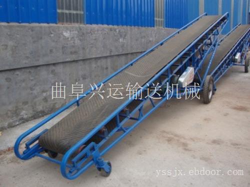 山东省石子移动皮带输送机·厂家价格