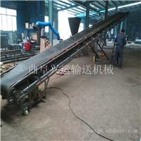 厂家直销0.6米带宽袋装饲料皮带输送机001