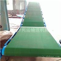 绿色食品级散料输送用PVC皮带传送机02