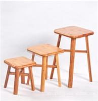 竹木小方凳
