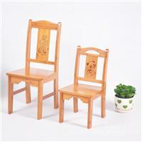 竹制靠背椅