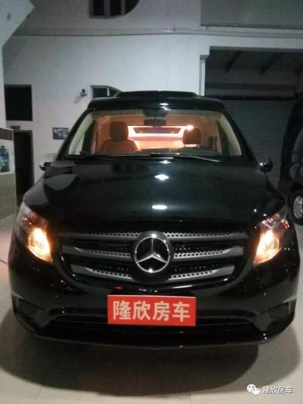 """2018最新款高顶全隔断""""威霆""""豪华商务房车"""