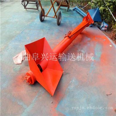 水泥粉蛟龙螺旋输送机 江苏省按需加工垂直螺旋输送机