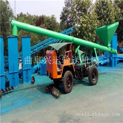 定制非标304不锈钢螺旋提升机 水泥石英砂绞龙上料机