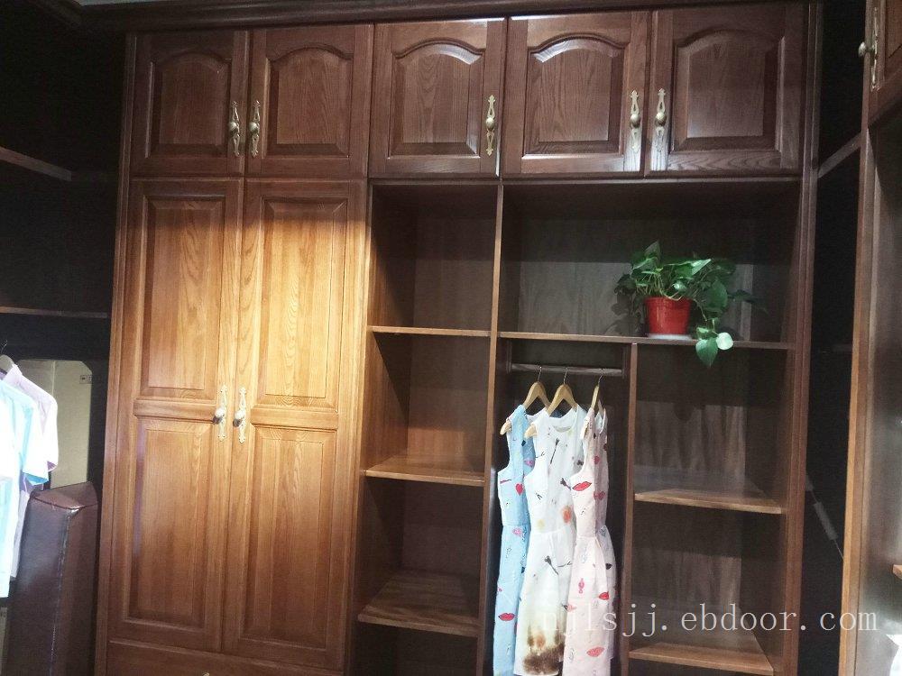 南京实木衣柜厂
