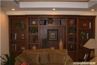 书房装饰设计实景图