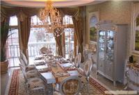 欧式餐厅实景图