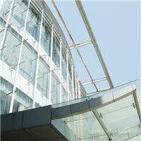 点支式玻璃幕墙施工