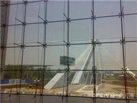 点支式玻璃幕墙设计