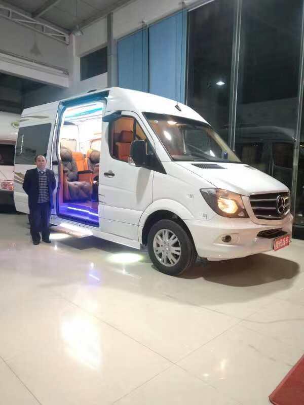 2018年12月最新款斯宾特已到上海隆欣房车展厅