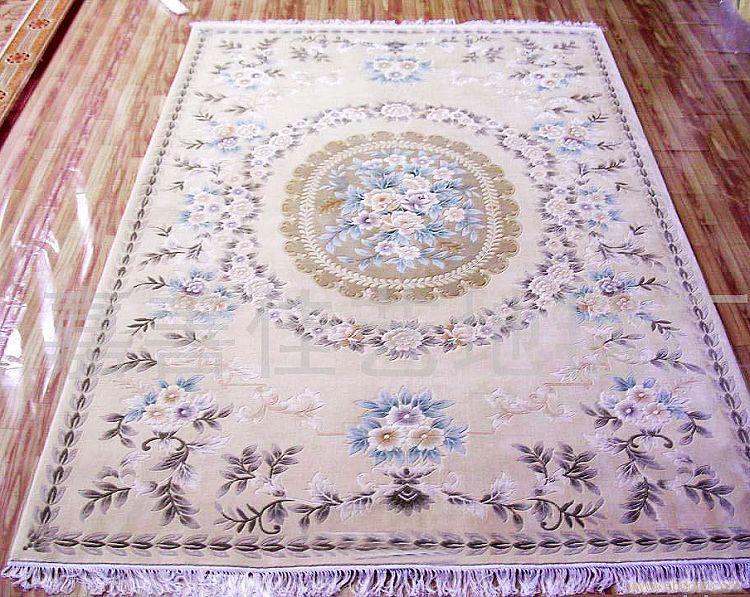 蒙古地毯编织法