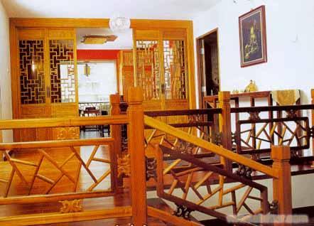 中式装潢40,中式装潢40相关信息 上海东阳木雕仿古家具厂