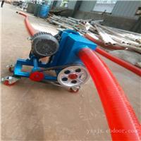 多用途1米宽槽钢装车传送皮带机