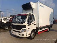 上海欧马可冷藏车-欧马可冷藏车报价
