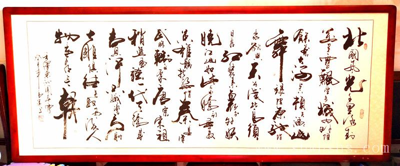 上海花鸟字画制作价格_花鸟字画制造价格