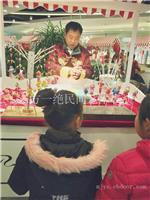 上海/民间艺术表演_糖画表演.