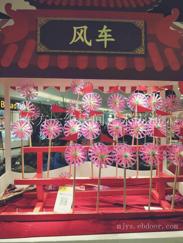 上海/民间/艺术/表演_ 糖画表演.