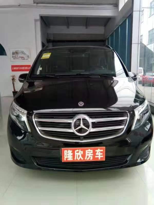 2019最新加长版双电动门V260L豪华商务房车