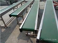 600mm铝型材输送机1米皮带机型号规格 分拣用传送机