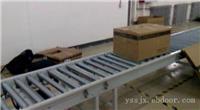 无动力直线滚筒输送机厂家直销 线和转弯滚筒线