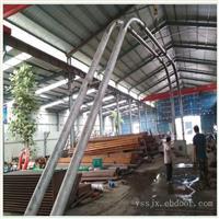 不锈钢管链输送机厂家推荐 石英砂灌仓垂直管链机