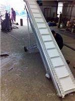 散料爬坡输送机滚筒式 建材专用