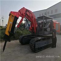 STB-200型电动挖掘机