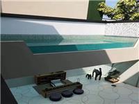 亚克力游泳池维生系统-亚克力鱼缸厂家