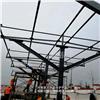 电梯门 安全通道钢筋棚 组装式结构批发厂家