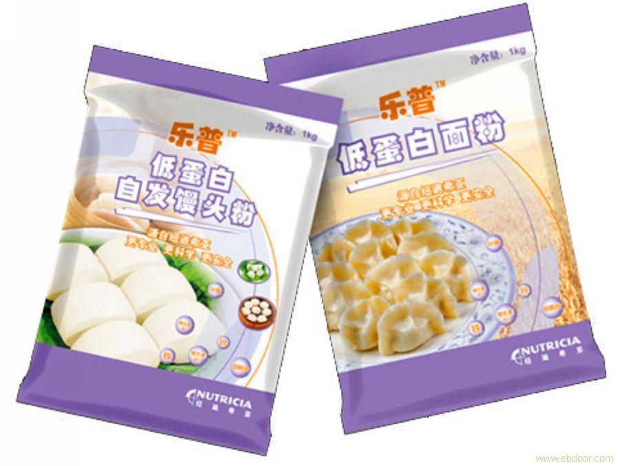 食品馒头粉包装袋设计 __食品馒头粉包装袋设计 高清大图__食品馒头