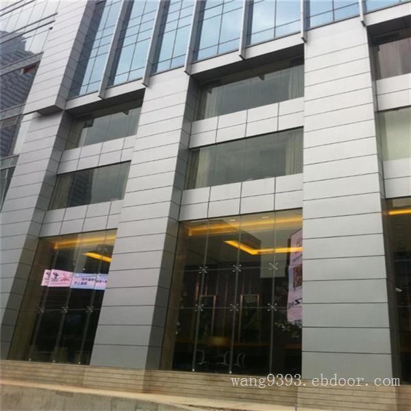 重庆办公楼幕墙氟碳铝单板  造型铝单板定制 环保铝单板厂家