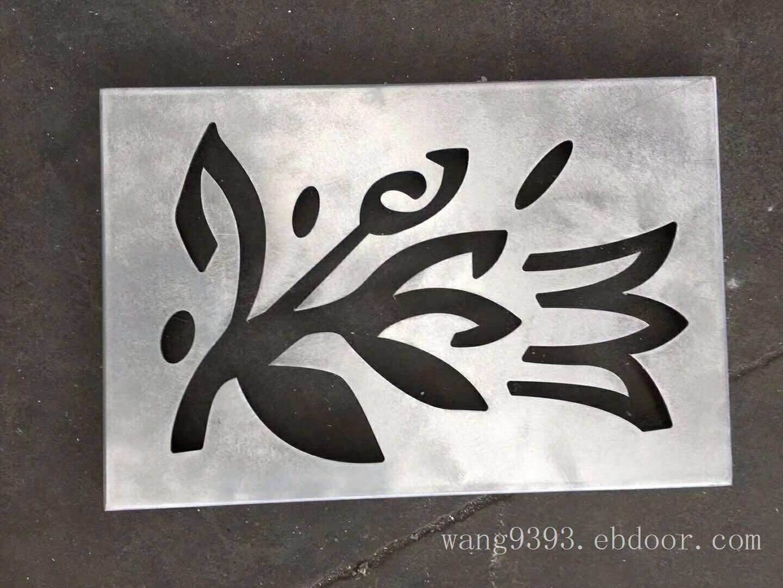 时尚创意外墙雕花3.00mm铝单板 氟碳铝单板精美加工订制