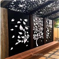 墙面透光镂空铝单板装饰 雕花雕刻铝单板时尚新颖设计
