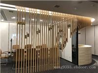 星巴克墙面铝方通装饰  型材铝方管  质量保证铝方管