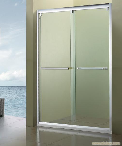 定做玻璃淋浴房 高清图片