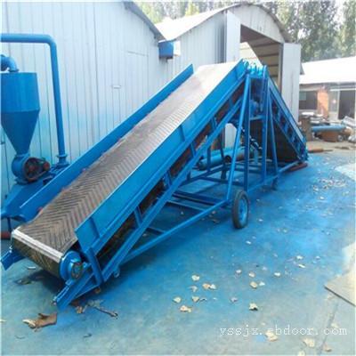 大倾角不锈钢U型滚筒爬坡输送机 工厂按需加工