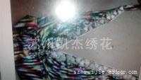 手工钉珠生产厂家_苏州瑞杰服饰绣花厂