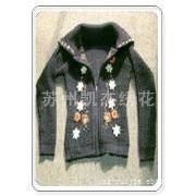 手工绣花生产厂家_苏州瑞杰服饰绣花厂/