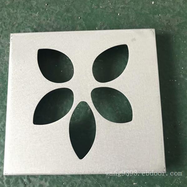幕墙雕花镂空铝单板定制  造型铝单板创意设计