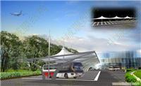 ZY--2101.膜结构大客车车棚